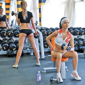 Фитнес-клубы Чагоды
