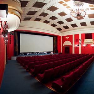 Кинотеатры Чагоды