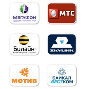Операторы сотовой связи Чагоды