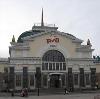 Железнодорожные вокзалы в Чагоде