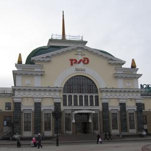 Железнодорожные вокзалы Чагоды